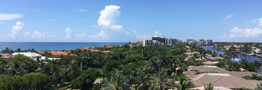 2220 S Ocean Blvd Unit 902, Delray Beach, Florida - Ocean and Intracoastal Views