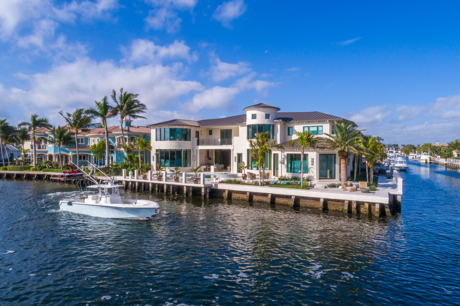 Waterfront Homes In And Around Delray Beach